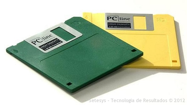 "Como utilizar tecnologia de armazenamento para Backup virtual utilizando Google Drive - Disquetes 3"" 1/2"