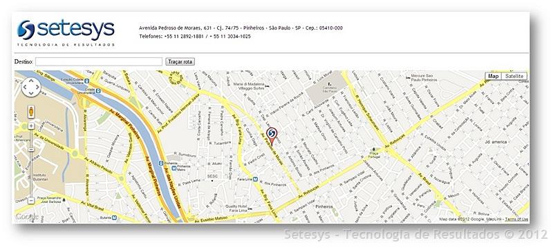 Descubra como utilizar com eficiência e produtividade o recusros de Geolocalização do Google Maps.