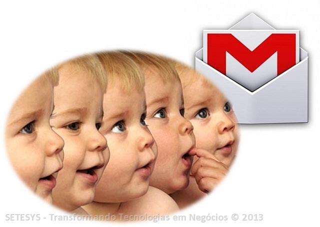 Alias - Como criá-los em suas contas do Gmail