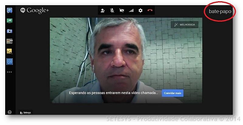 Tutorial ensinando como nomear seu Hangout no Google Calendar