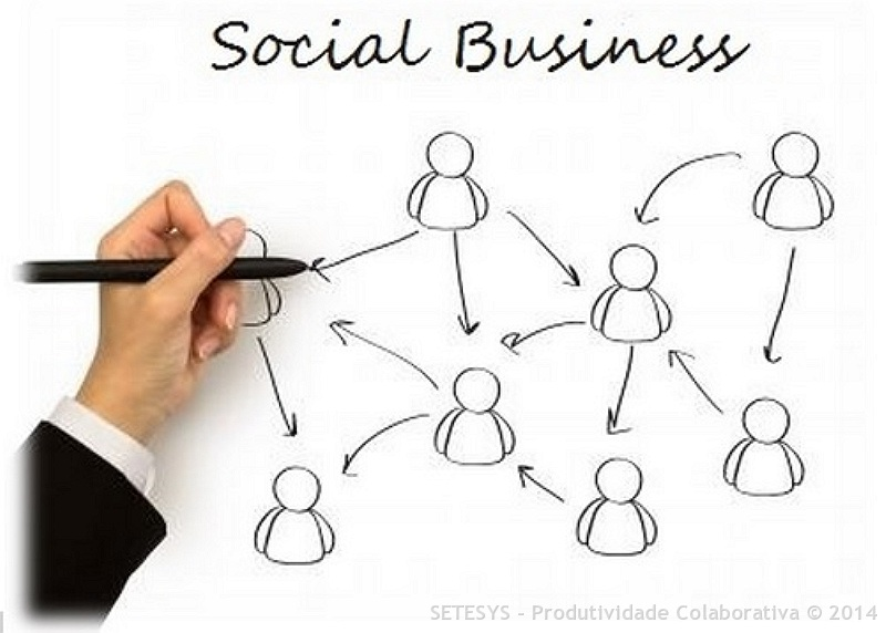 Entendendo e  desenvolvendo o conceito de Social Business
